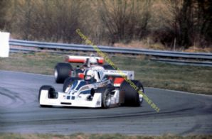 "Hesketh 308C  John Cooper 1978 Oulton Park Aurora F1 10x7"" action photo (b)"